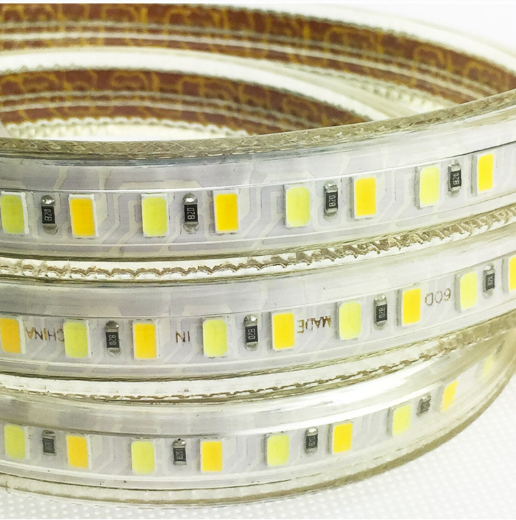 接线 常用的led低压灯带使用直流12v电源工作